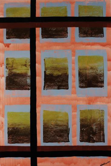 Wavering Line-Jolene Goodwin-Giclee Print