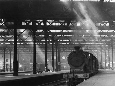 Waverley Steam Train--Photographic Print