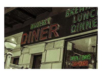 Waverly Diner--Art Print