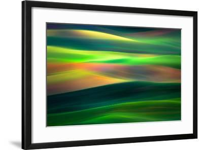 Waves 1-Ursula Abresch-Framed Photographic Print