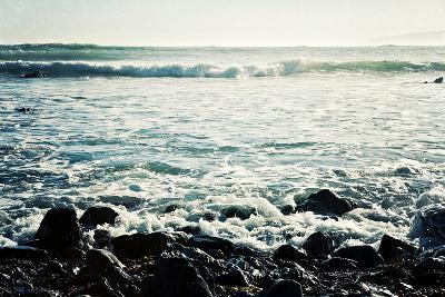 Waves And Sea Foam-Susannah Tucker-Photographic Print