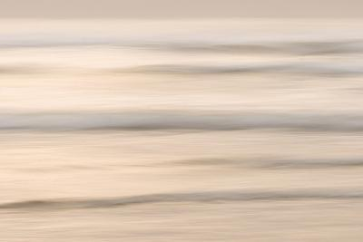 Waves and Surf at Crescent Beach During Sunset in Part of Redwood National Park-Philip Schermeister-Photographic Print
