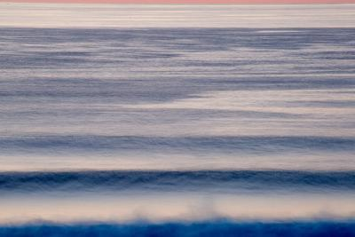 Waves as They Come to Shore in Big Sur, California-Ben Horton-Photographic Print