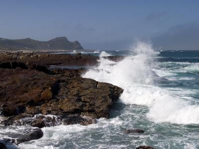 Waves at the Cape of the Good Hope, Cape of the Good Hope, Capetown, South Africa-Thorsten Milse-Photographic Print