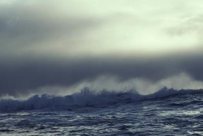 Waves Breaking across an Underwater Reef, Dixon Entrance, Southeast, Alaska-Design Pics Inc-Photographic Print