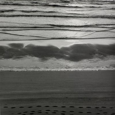 Waves Breaking On Shore-Fay Godwin-Giclee Print