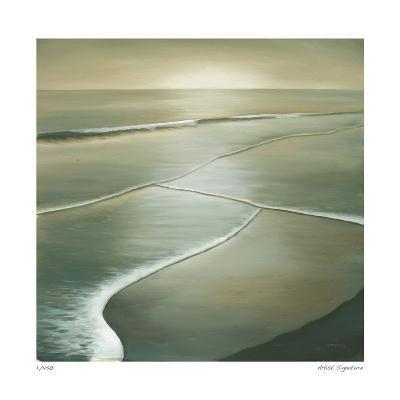 Waves I-Deac Mong-Giclee Print