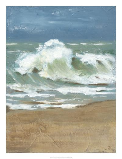 Waves II-Jade Reynolds-Art Print