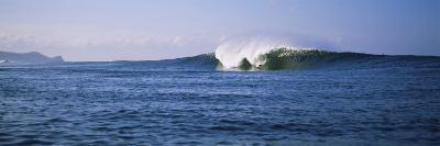 Waves in the Sea, Nicaragua--Photographic Print