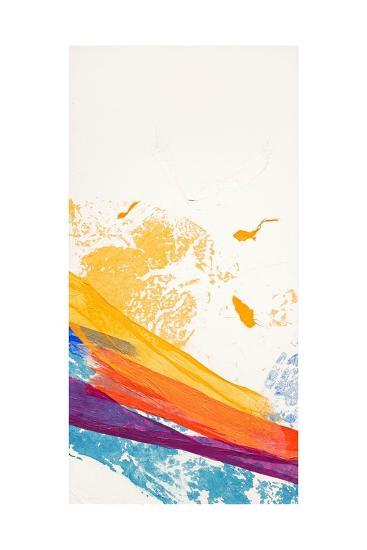 Waves of Washi No. 2-Jan Sullivan Fowler-Art Print