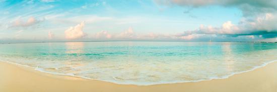 waves on the beach seven mile beach grand cayman cayman islands