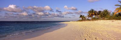 Waves on the Beach, Shoal Bay Beach, Anguilla--Photographic Print