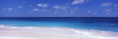 Waves on the Beach, Shoal Bay Beach, Anguilla--Photographic Print
