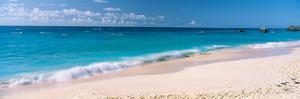 Waves on the Beach, Warwick Long Bay, South Shore Park, Bermuda