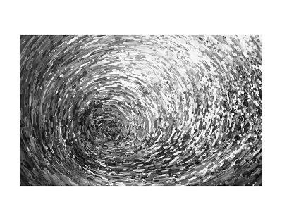 Waves Rolling-Margaret Juul-Art Print