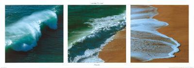 Waves-Laurent Pinsard-Art Print