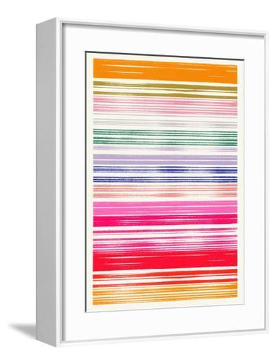 Waves-Garima Dhawan-Framed Art Print