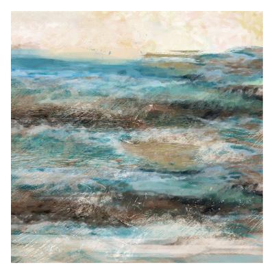 Waves-Cynthia Alvarez-Art Print
