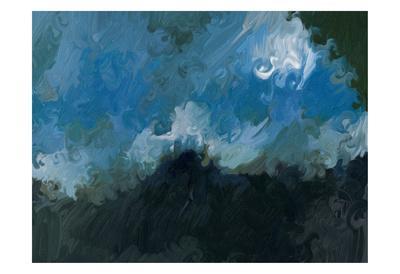 Waves-Sarah Butcher-Art Print