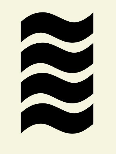 Wavey Symmetry-Philip Sheffield-Giclee Print