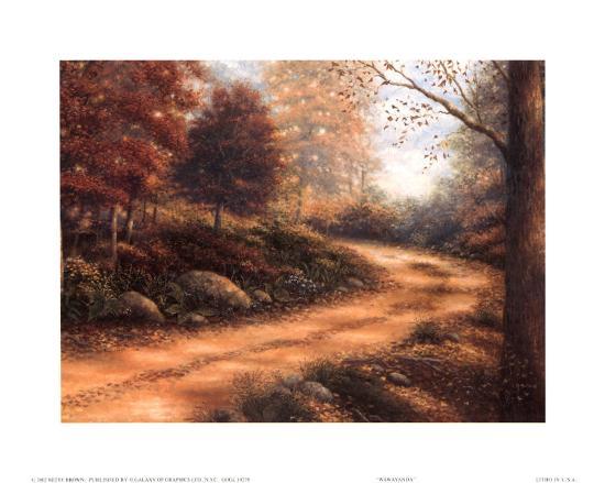 Wawayanda-Betsy Brown-Art Print