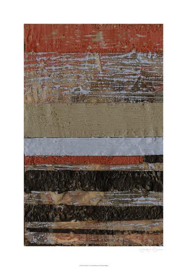 Wax Textures I-Jennifer Goldberger-Limited Edition