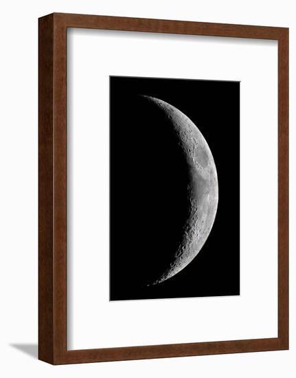 Waxing Crescent Moon-John Sanford-Framed Giclee Print