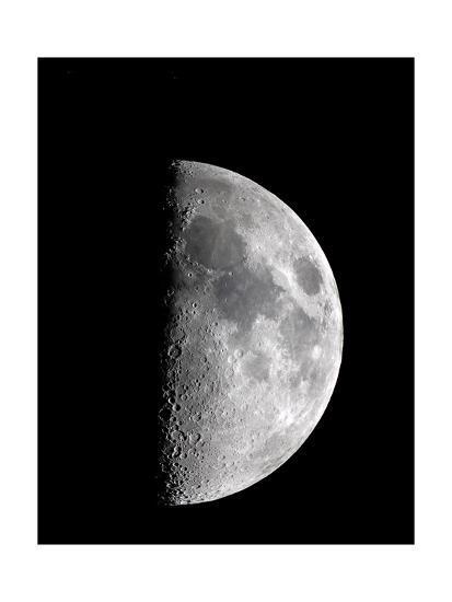 Waxing Half Moon-John Sanford-Giclee Print