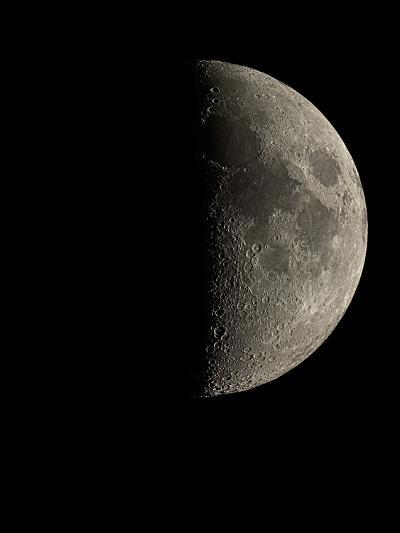 Waxing Half Moon-Eckhard Slawik-Photographic Print