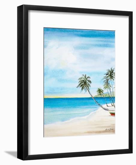 Way Out II-Linda Baliko-Framed Premium Giclee Print