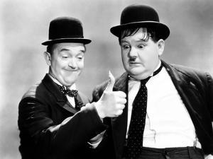 Way Out West, Stan Laurel, Oliver Hardy [Laurel and Hardy], 1937