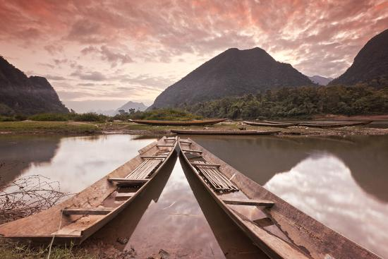 Way to Paradise (Lao Dpr)-All rights reserved - Copyright-Photographic Print