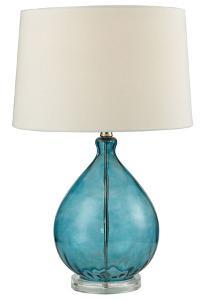 Wayfarer Glass Table Lamp