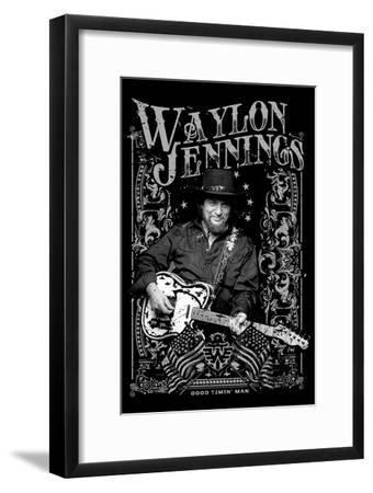 Waylon Jennings - Good Timin'