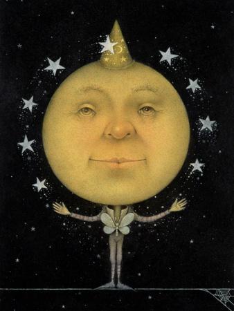 Juggling Full Moon