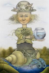 Mermaid by Wayne Anderson