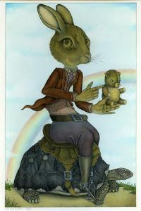 The Hare and the Tortoise by Wayne Anderson