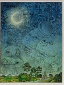 Zodiac Sky by Wayne Anderson