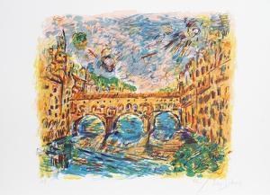 Ponte Vecchio by Wayne Ensrud