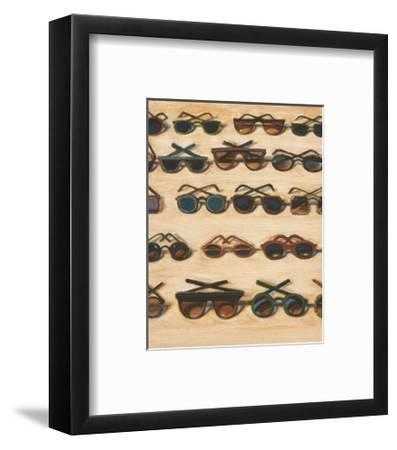 Five Rows of Sunglasses, 2000