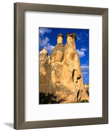 "Pasabagi ""Fairy Chimneys"" Mountains, Cappadocia, Turkey"