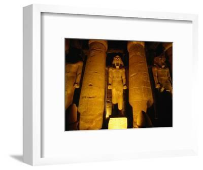 Temple of Luxor by Architect Amenophis III, Luxor, Egypt