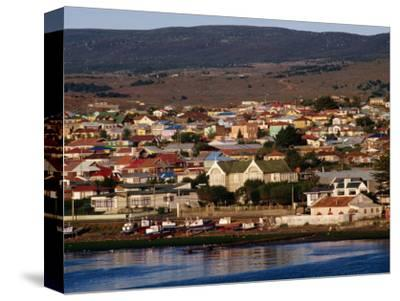 Town from Harbour, Punta Arenas, Chile