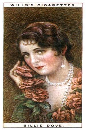 Billie Dove (1903-199), American Actress, 1928
