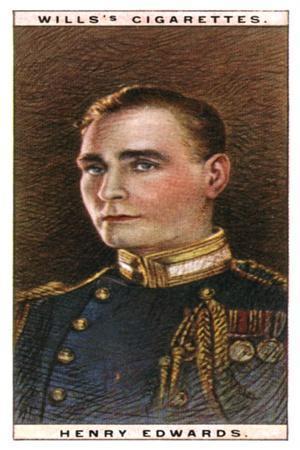 Henry Edwards (1882-195), English Actor, 1928