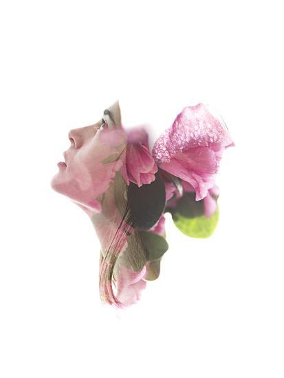 We Are All Made of Flowers V-Aneta Ivanova-Giclee Print