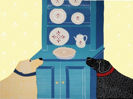 We Are Lucky Dogs-Stephen Huneck-Giclee Print