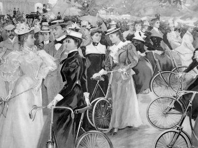 We are Off, C1900--Giclee Print