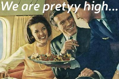 We Are Pretty High--Art Print