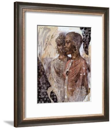 We Are Sisters-Marta Gottfried-Framed Art Print